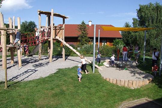 Neugestaltung Spielplatz Stetten, Hohentengen