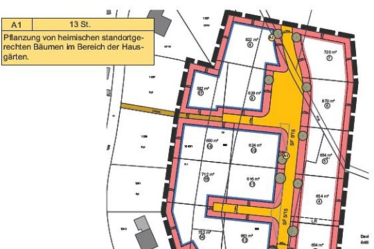 Umweltbericht Bebauungsplan Schmiedeäcker III, Bonndorf