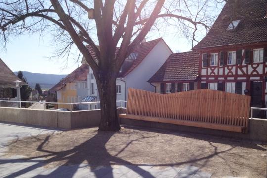 Außenanlage St. Georg, Klettgau-Erzingen