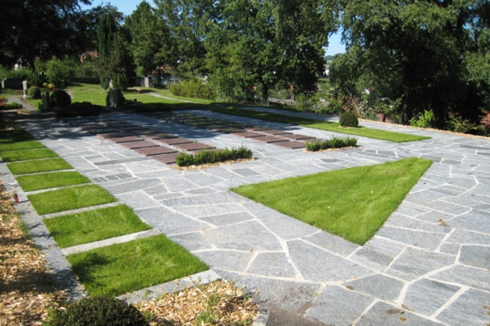 Friedhof Horheim Urnenbestattung