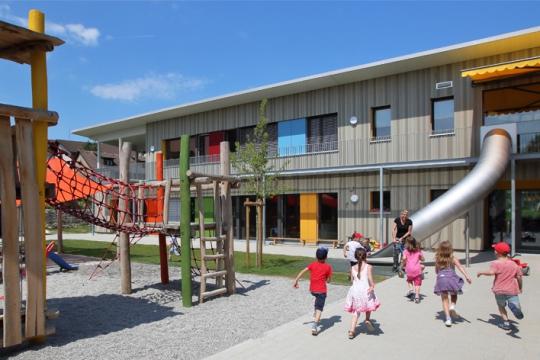 Neubau Kindertagesstätte Hohentengen