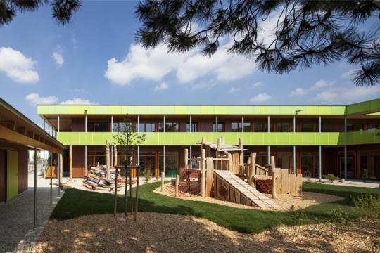 Neubau Kindertagesstätte Oase Lörrach