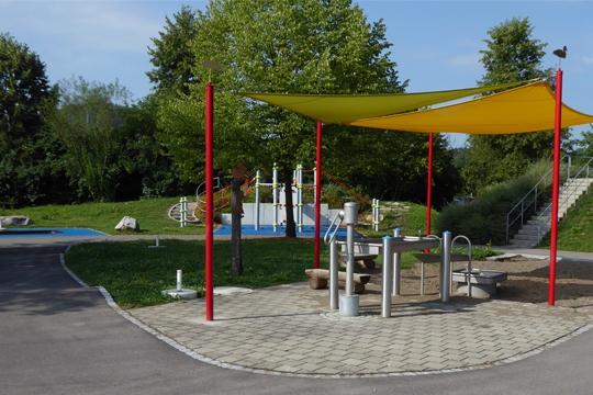Umgestaltung inklusive Wutachschule Tiengen